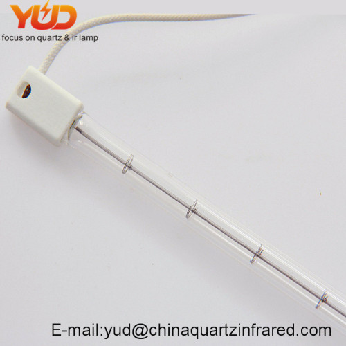 High Efficient Quartz Infrared Heat Emitter Lamp 1000W-1500W CE quality