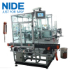 Automatic Double Flyer Rotor Windier armature Coil Winding machine for commutator