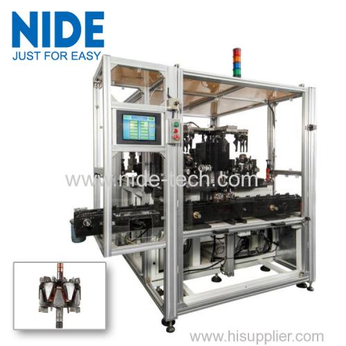 Five-working station Generator Armature Automatic Balancing Machine