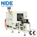 Automatical Horizontal insulation paper Insertion Stator slot paper inserting machine