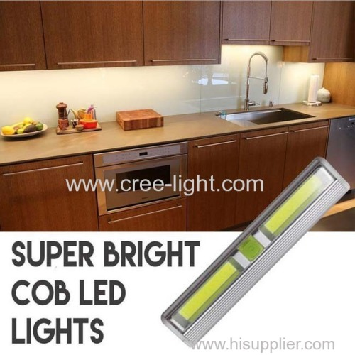 3*AAA Light COB LED Cabinet Lighting