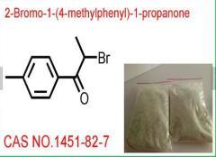 2-Bromo Factory supply 99% 2-Bromo-4'-methylpropiophenone cas 1451-82-7