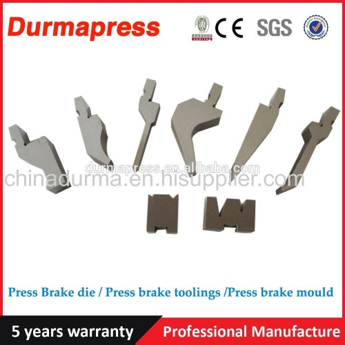 CNC Press Brake bending machine sheet metal forming dies