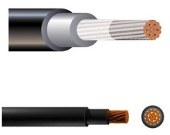 35.00 mm2 DC 1000/1800V single core PV cable solar cable for photovoltaic power systems with TUV 2pfg 1169 Approved.
