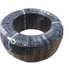 12 AWG AC 1000V-2000V single core PV wire solar cable for photovoltaic power systems with UL 4703 Approved.