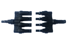 MC4 T type 5 ways CONNECTOR (pair)