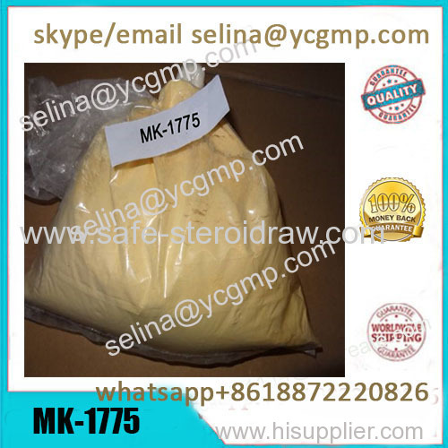 High Purity SARMs Steroids Powder Mk-1775 for Bodybuilding
