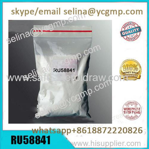 Newly Ru 58841 Ru58841 Sarms For Anti Hair loss