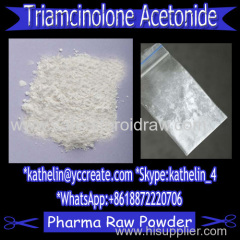 Pharma Grade Steroid Powder Triamcinolone Acetonide For Anti-Inflammatory CAS:76-25-5