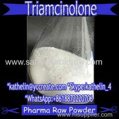 Adrenal Corticosteroids Hormone Powder Triamcinolone For Asthma Long-Term Care CAS No.: 124-94-7