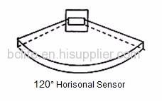 T8 Passive Infrared Pir Sensor Led Tube Light movement sensor tubes 1200mm