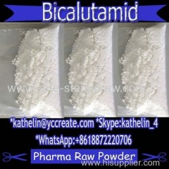 Pharma Grade Raw Powder Bicalutamid Treat Prostate Cancer CAS NO: 90357-06-5