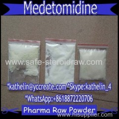 Epinephrine Receptor Agonist Intermediates Medetomidine For Sedative Analgesic CAS :86347-14-0