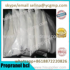 High Purity Pharmaceutical Raw Material Propranolol hydrochloride CAS 318-98-9