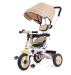 BABY LUXURY FOLIDNG TRICYCLE
