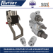Hydraulic Multi-Plate Bobcat Block Coupling 4 ports 6 ports US Market