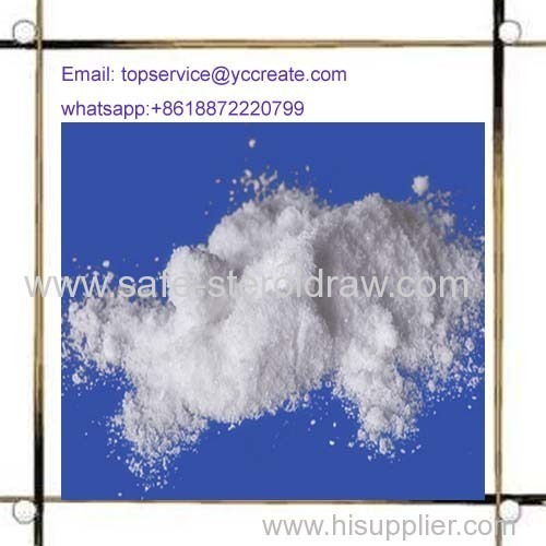 CAS 721-50-6 Local Anesthetic Prilocaine for Treating Dentistry