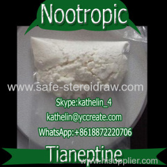 Nootropic Powder Tianeptine For Antidepressant CAS: 66981-73-5