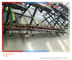 DST 15000 psi HPHT Gauge Carrier for oil well testing service