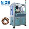 自動BLDC二重加工ステーション固定子ニードル巻線機