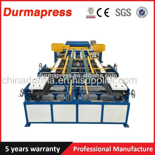 Hvac duct production line Auto line air duct manufacturing machines