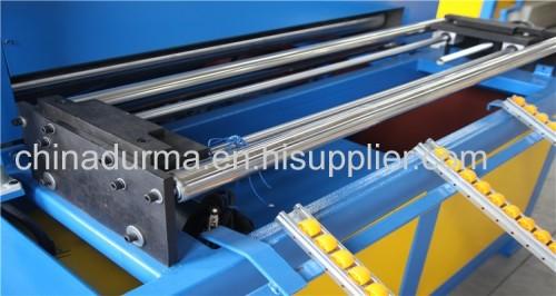 Многофункциональная машина для производства труб для воздуховодов