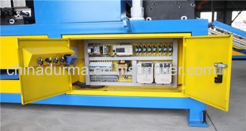 автоматическая машина для изготовления воздуховодов