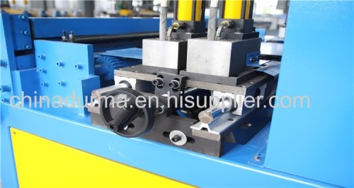Manufacturer of square hvac air duct making machine