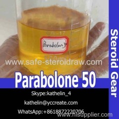 Steroid Injection Oil Parabolone 50 / Trenbolone hexahydrobenzylcarbonate For Bodybuilding