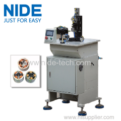 Automatical BLDC Multi Pole Stator coil Winding Machine