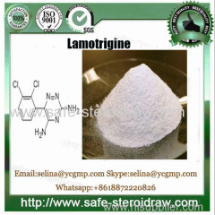USP38 Standard Antiepileptic Pharmaceutical Raw Materials Lamotrigine