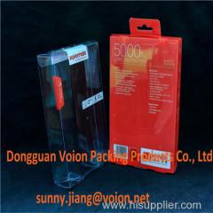 China transparent plastic box