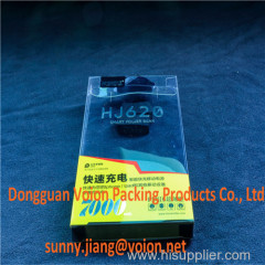 China plastic packaging box with cheaper price
