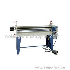 The Roller Bending Machine