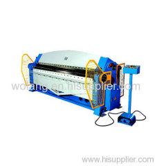 The Hydraulic Folder Machine