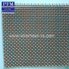 14 mesh stainless steel crimped mesh