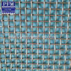 304 stainless steel crimped wire netting