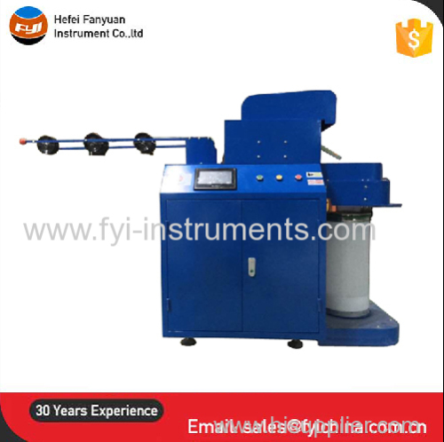 Lab Min Drawing Machine for Mini Spinning