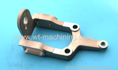 Stainless steel agricultural machinery parts