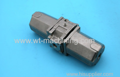 Fluid Pipe body valve body