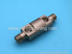Stainless steel sensor elastomer parts