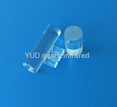YUD High temperature clear Polycrystalline Silicon Ingot Furnace Commissioning Quartz Rod