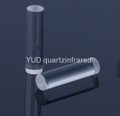YUD New style promotional clear quartz glass rod price