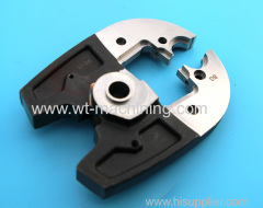 Carbon steel automatic clip