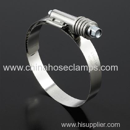 constant tension spring clamps