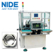 Automatic double two working stations speaker motor stator coil winding machine for sale