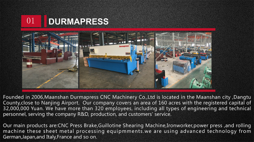WC67K 125T 2500 CNC Hydraulic Press Brake Machine With E200