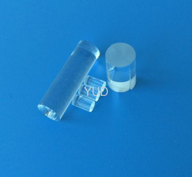 YUD Made In China quartz tube high temperature