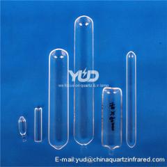 yud большой диаметр жаростойкий сильная твердость кварцевая трубка
