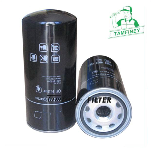 Air compressor oil filter 0031845301 23526919 5241800110 0031844201 1939F4DC4 7212040000 WD13145/4 MTU oil filter